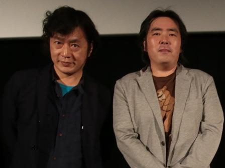 "First ever screening of ""Gundam Unicorn"" in MX4D! Director"